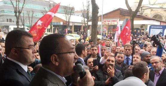 Adalet Bakanı Bozdağ, AB ülkelerine yüklendi