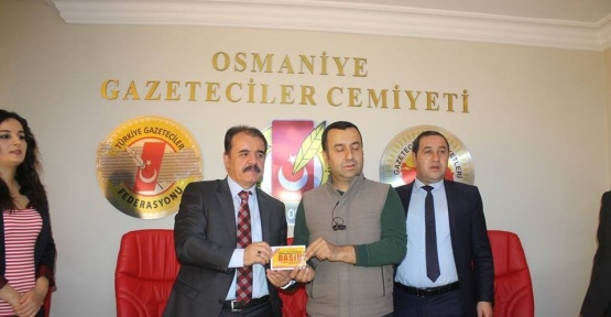 Adana BYE İl Mustafa Müdürü Keleş, OGC'yi ziyaret etti