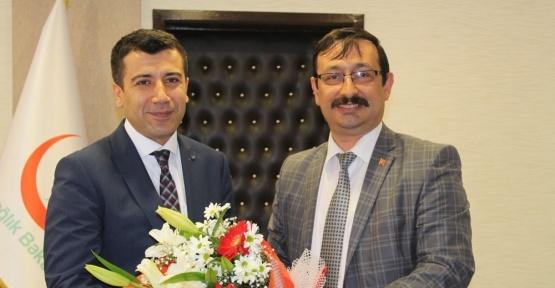 Adıyaman Emniyet Müdürlüğü 14 Mart Tıp Bayramını kutladı