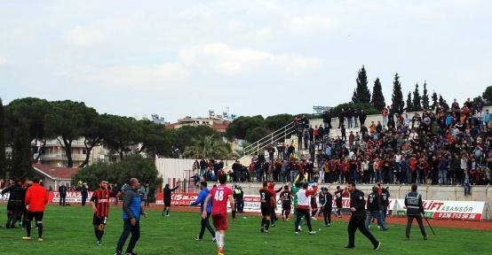 AFDK'dan Salihli Kocaçeşmespor'a ceza