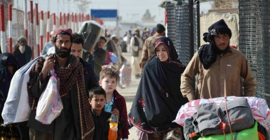 Afganistan-Pakistan sınır kapısı tekrar açıldı