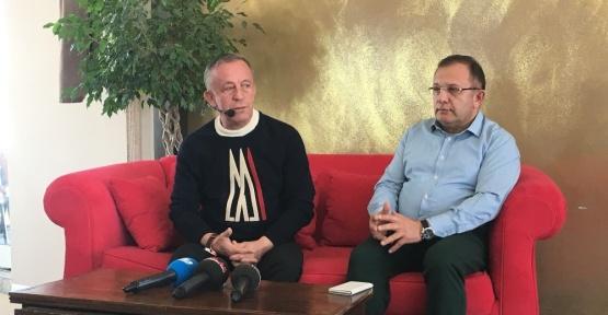 """Ağaoğlu Yönetim Kurulu Başkanı Ağaoğlu: """"Getirilen teşviklerin gayrimenkul sektörüne olumlu katkısı olacak"""""""