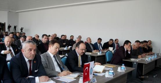 AGÜ Rektörü Prof. Dr. Sabuncuoğlu: