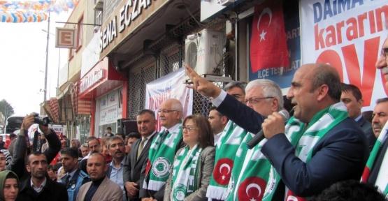 AK Parti Araban SKM açılışı yapıldı