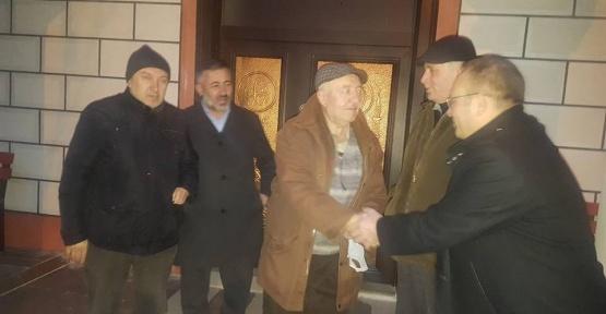 AK Parti Bilecik Merkez İlçe Başkanlığının referandum mesaisi sabah ezanı ile başlıyor