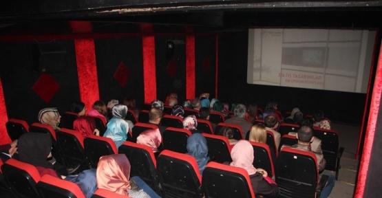 AK Parti Bilecik teşkilatı 'Reis'i izledi