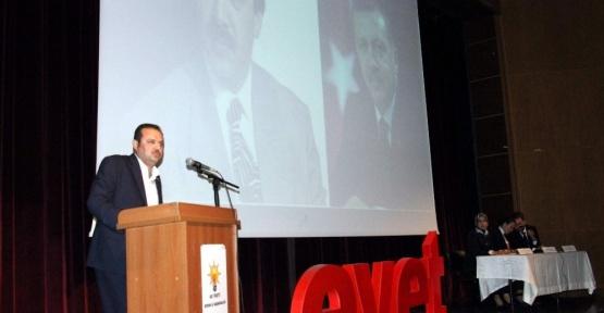 AK Parti 'Evet' için Aydın'ı karış karış dolaşacak