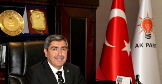 AK Parti Gaziantep İl Başkanı Özkeçeci'den Çanakkale Zaferi kutlama mesajı