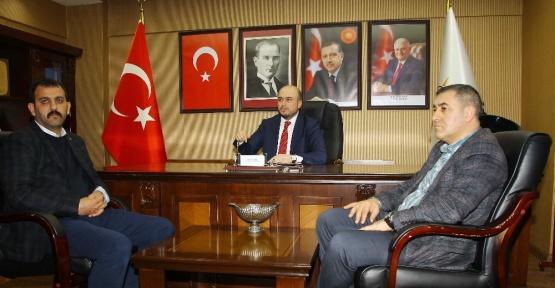 AK Parti İlçe Başkanından, CHP'nin 'AK Partililer 2 üyemizi dövdü' iddiasına yalanlama