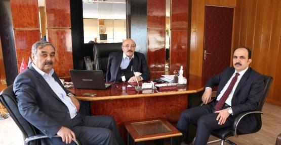 AK Parti Konya Teşkilatı referandum çalışmalarını sürdürüyor