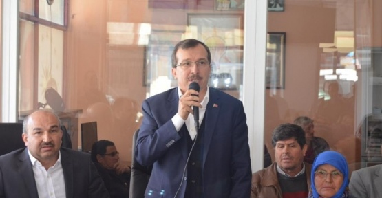 AK Parti Manisa Milletvekili Uğur Aydemir: