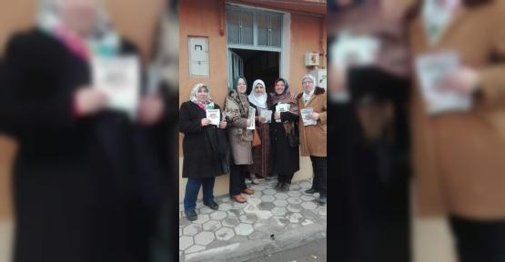 AK Parti'den Fevzi Çakmak'da halk oylaması çalışması