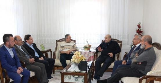 AK Partili Baloğlu'ndan şehit ve gazi ailelerine ziyaret
