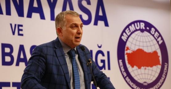 """AK Parti'li Külünk: """"15 Temmuz'un arkasındaki kirli akıl Turgut Özal'ı elimizden aldı, Mustafa Kemal'i aldığı gibi"""""""