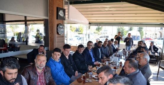 AK Parti'li Savaş Didim'de 'evet'i anlattı