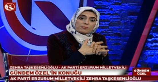 """AK Parti'li Taşkesenlioğlu: """"ABD Fetullah Gülen'i öldürecek"""""""