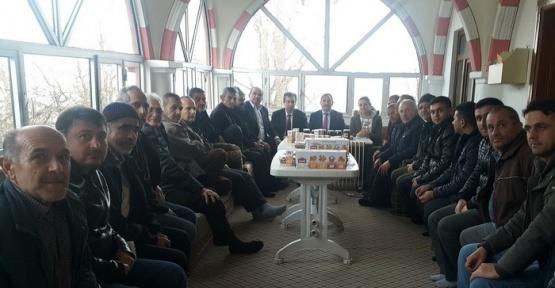Akçakoca'da köylülerle bal üretimi toplantısı yapıldı