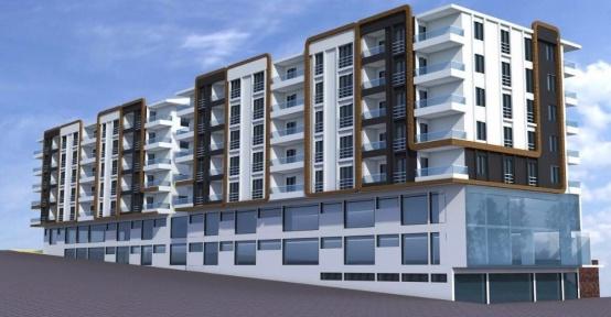 Akıllı binalar ilçenin çehresini değiştirecek