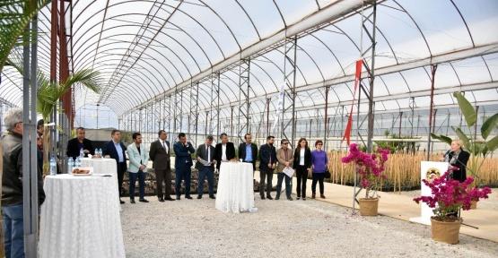 Alanya'da Su Kabağı projesi için ilk tohumlar atıldı