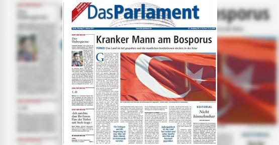 Almanya Federal Parlamentosunun gazetesinde 'hayır' propagandası...(2)