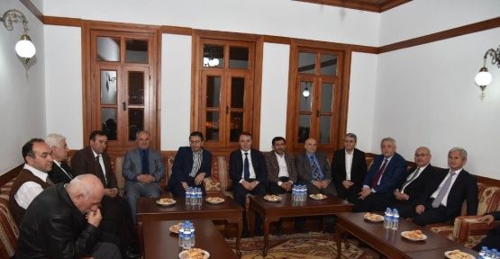 Altındağ Belediye Başkanı Tiryaki, referandum sürecini değerlendirdi