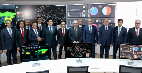 Ankara'ya Siber Füzyon Merkezi Açıldı