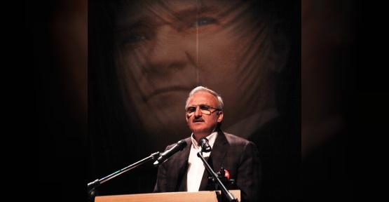 Antalya'da İstiklal Marşı'nın kabulünün 96. yılı kutlandı