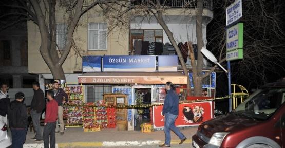Antalya'da market soygunu