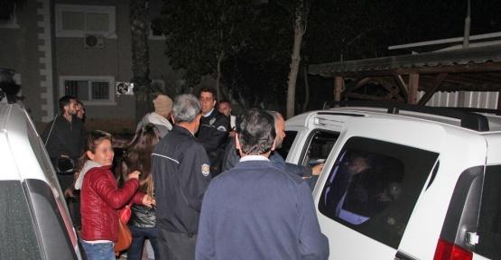 Antalya'da öğrencilere uyuşturucu temin eden 3 kişi tutuklandı