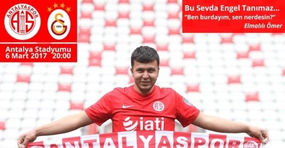 Antalyaspor taraftarına destek çağrısı