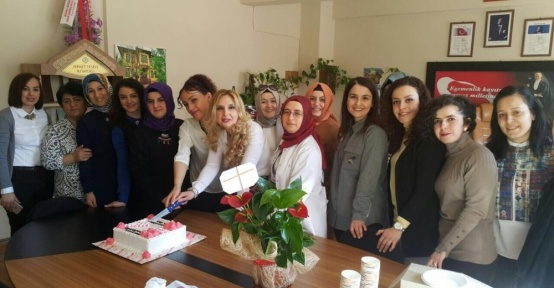 Araç Ahmet Yesevi İlkokulu'nda Kadınlar Günü kutlandı
