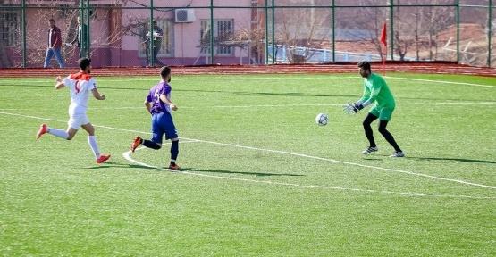 Arguvan Belediyespor Hekimhan maçına 3 puan parolasıyla hazırlanıyor