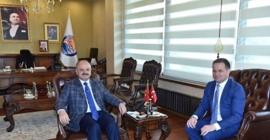 """Arnavutluk Büyükelçisi: """"325 milyon dolarlık dış ticaret hacmini 1 milyar dolara çıkarmayı hedefliyoruz"""""""