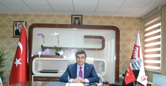 """ASP İl Müdürü İlbaş'tan """"Yaşlılar Haftası"""" mesajı"""