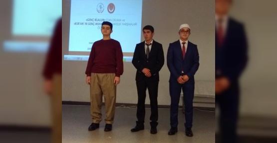 Atakum AAİHL, hafızlık yarışmasında il birincisi oldu