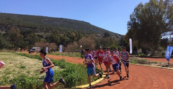 Atletizm geliştirme projesi Kuşadası'nda gerçekleştirildi