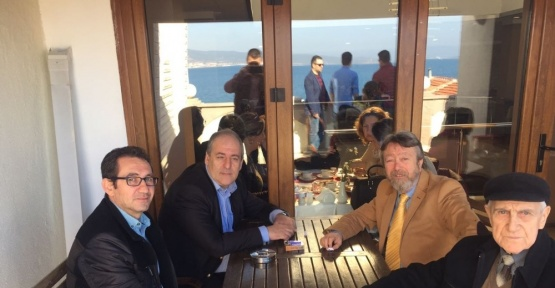 Ayvalıklı mali müşavir ve muhasebeciler kahvaltılı toplantıda buluştu