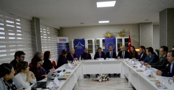 Bafra'da paydaş toplantısı
