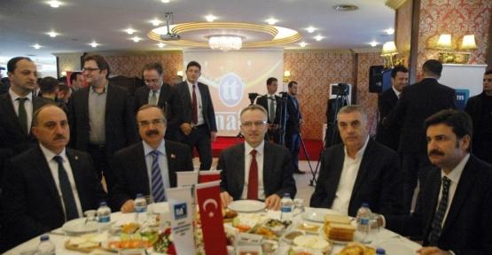 """Bakan Ağbal: """"Birçok Avrupa ülkesi istihdamda 2009 noktasına gelemezken, biz önemli ilerlemeler kaydettik"""""""