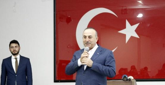 Bakan Çavuşoğlu'dan 5 ilçeye doğalgaz müjdesi