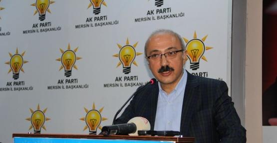 """Bakan Elvan: """"Evet çıkmasıyla birlikte CHP'de de bir değişim rüzgarı olacaktır"""""""