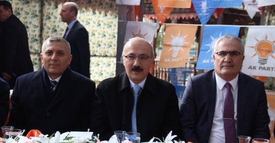 Bakan Elvan Konya'da
