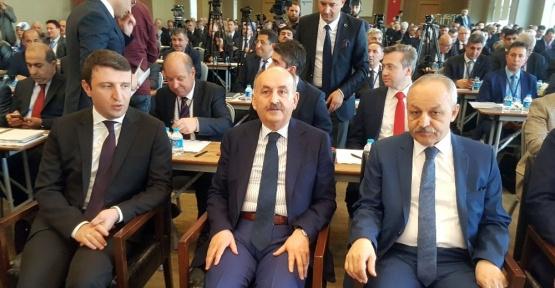 """Bakan Müezzinoğlu: """"Bin 404 lira asgari ücreti geçerli görüyorum demek vicdanen mümkün değil"""""""