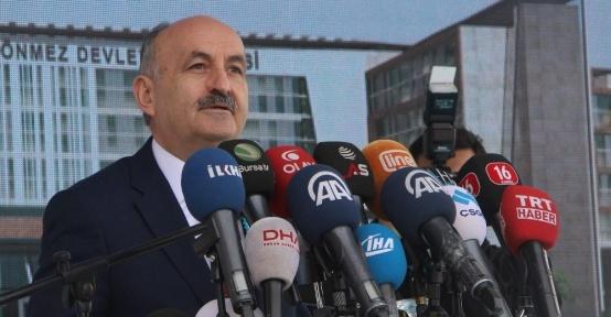 Bakan Müezzinoğlu'ndan Hollanda tepkisi