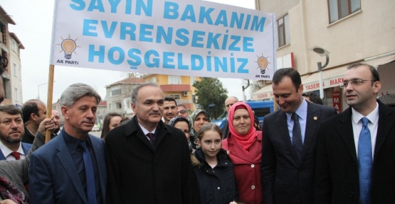 """Bakan Özlü: """"16 Nisan'da Türkiye'nin geleceğini oylayacağız"""""""
