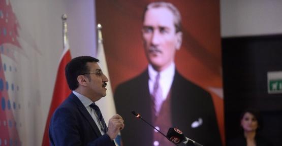 """Bakan Tüfenkci: """"2016 yılında reklam kurulumuz 6.2 milyon TL idari para cezası kesmiştir"""""""