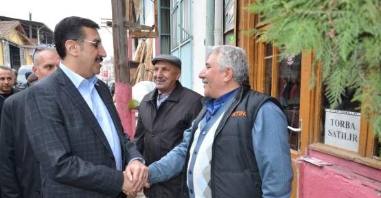"""Bakan Tüfenkci: """"Yeni bir yol ayrımına giriyoruz"""""""