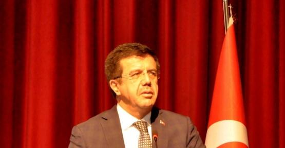 """Bakan Zeybekci: """"15 Temmuz bir darbe değil, işgal girişimiydi"""""""