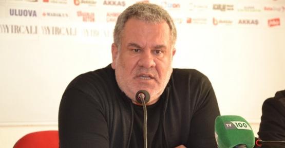 Balıkesirspor - Mersin İdmanyurdu maçının ardından
