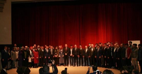 Başbakan Yardımcısı Canikli, Trabzon'da üniversite öğrencilerine hitap etti
